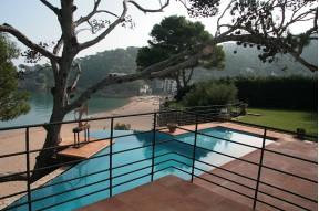 Захватывающий роскошный дом с 12 спальнями в Коста Брава в отличном месте - Са Рьера, Бегур