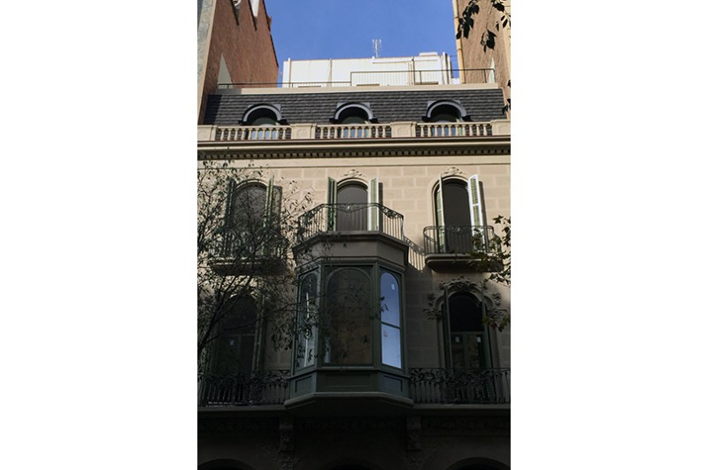 New Built Apartments With Swimming Pool In The Eixample District