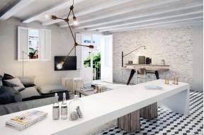 Apartamentos completamente reabilitados en el barrio Gótico de Barcelona
