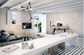 Lovely design apartment completely refurbished in Gothic area of Barcelona