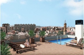 Apartments new construction Zona Alta Barcelona