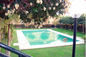 Great holiday home in a quiet place next to the broad beaches in in the lovely village of Sant Andreu de Llavaneres