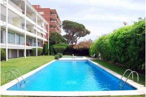 Nice apartment front line Maresme Coast, Caldes d´Estrac