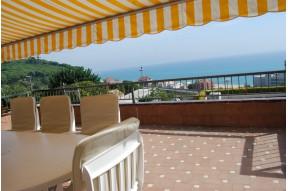 Apartment with fantastic views in Caldas de Estrach