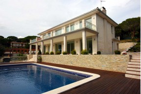 New house in Cabrils, Maresme, Barcelona coast