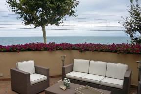 Вилла на первой линии моря Sant Pol de Mar, Maresme