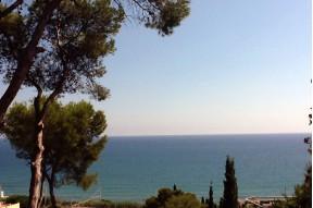 Terrenos en Garraf con fantásticas vistas al mar