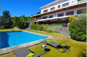Villa with fantastic views in Sant Andreu de Llavaneras, Maresme