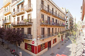 New built touristic appartments in the elite area of Gracia - Barcelona