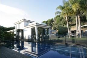 Très luxueuse nouvelle maison à Sant Andreu de Llavaneres
