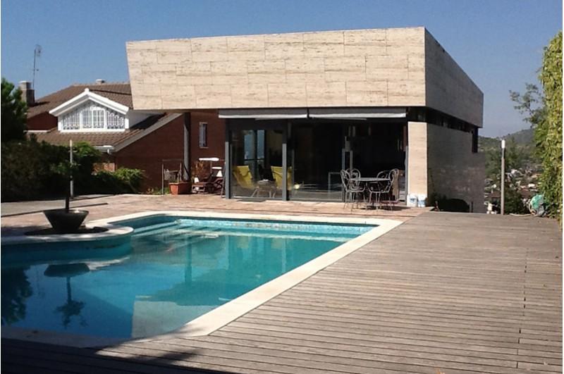 Casa moderna con piscina en St. Just Desvern, Barcelona